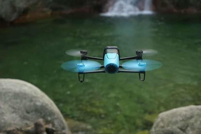 Parrot BEBOP DRONE ローンチ・ビデオ