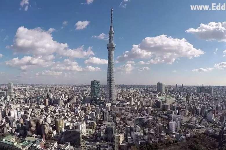 東京タワー・スカイツリー