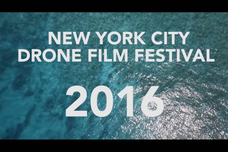 2016 DRONE FILM FESTIVALのプローモーション動画
