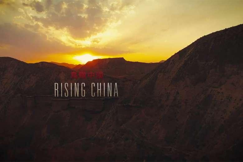 最新ドローンと一緒に中国をドローントリップした