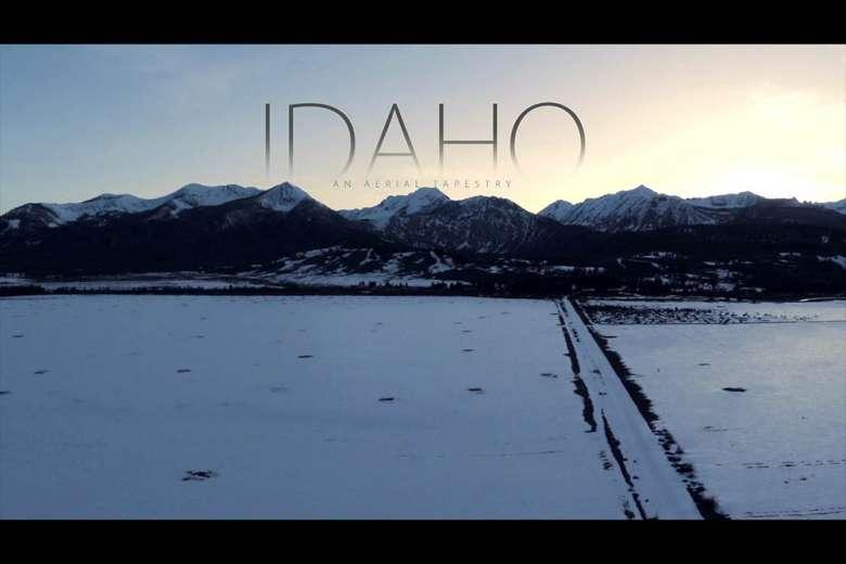 ドローンを持ってアイダホ再発見のロードトリップに出かけた