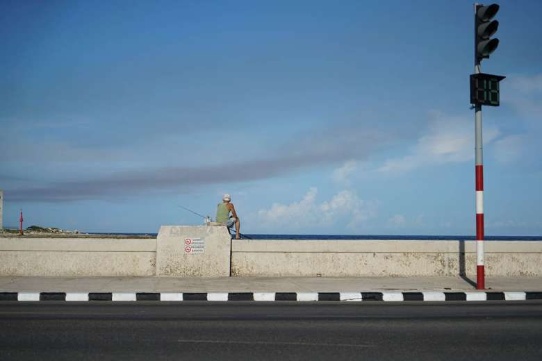 キューバ、ある日常の風景