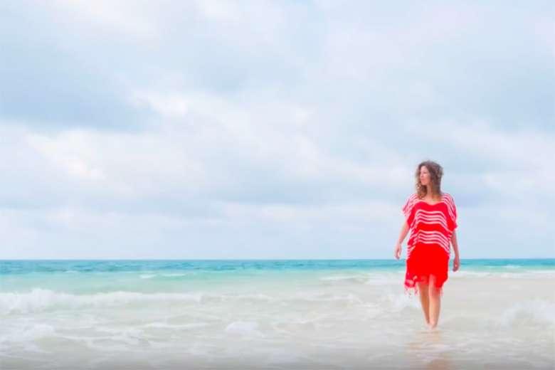 自分が住んでいる日本と同じだとは思えない美しさ、沖縄県小浜島