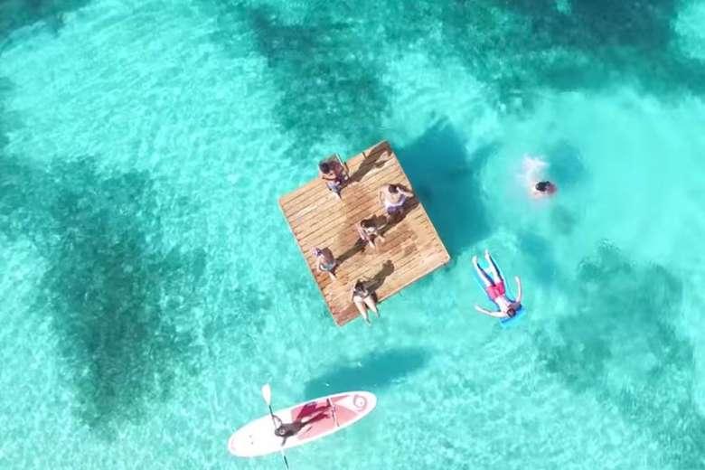 最高の夏休みをバハマ、ビミニ島で過ごしてみませんか?