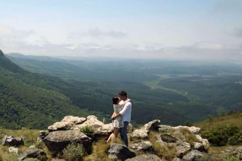 上空から見る、南アフリカはこんなにも美しかった