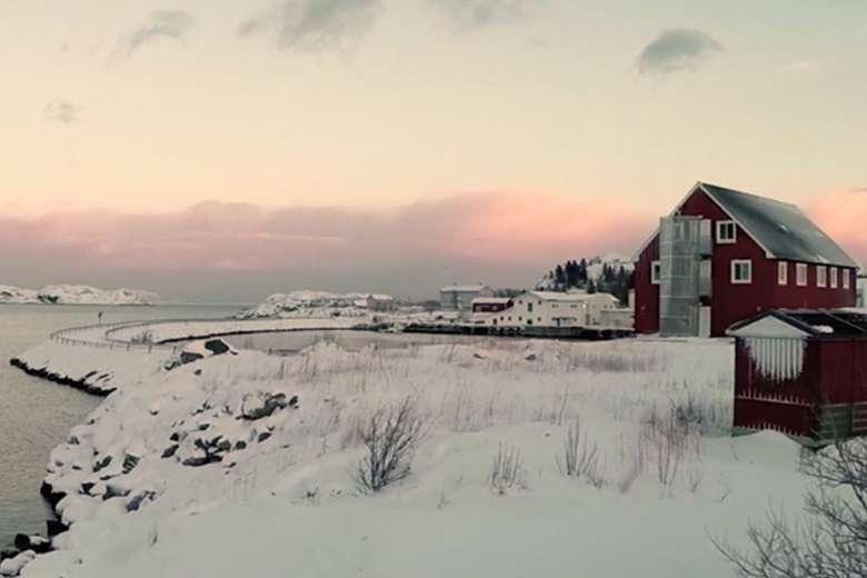 ダイナミズムと可憐さ、冬のノルウェーが放つ美しさ