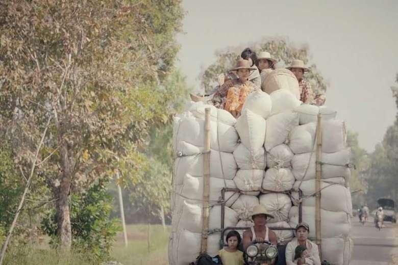 ミャンマーの人々の日常と、幻想的な景色を求めてドローントリップ