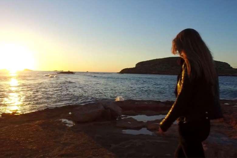 ドローンを持って、彼女とイビサ島へ行ってみた