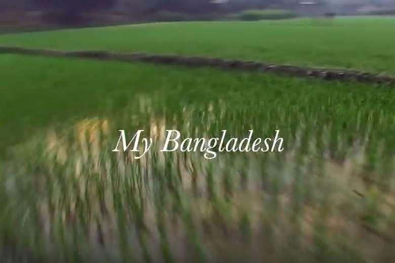 優しく穏やかな時間が流れる場所、バングラディッシュをドローントリップ