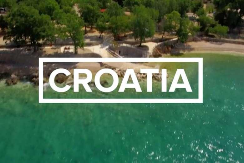 美しい絶景で人々を魅了する国、クロアチアをドローントリップ