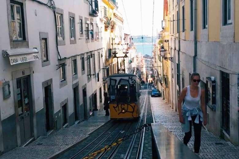 ドローンを持って、ポルトガルへの小旅行を楽しんでみた
