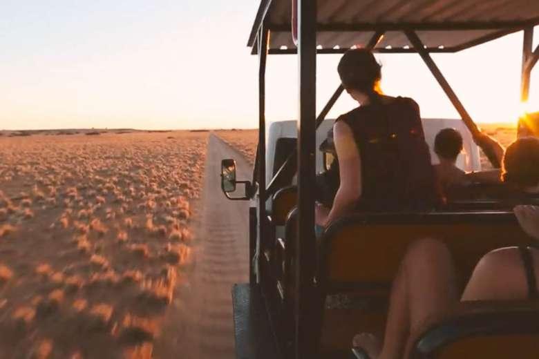 発見と喜びに満ちた旅、アフリカへのハネムーンアドベンチャー