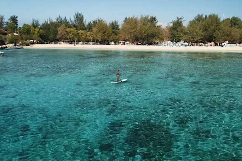 ドローンを持って、バリ島を旅してみた