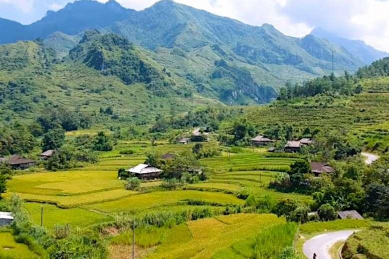 ベトナムの秘境をドローンとバイクで楽しむ旅