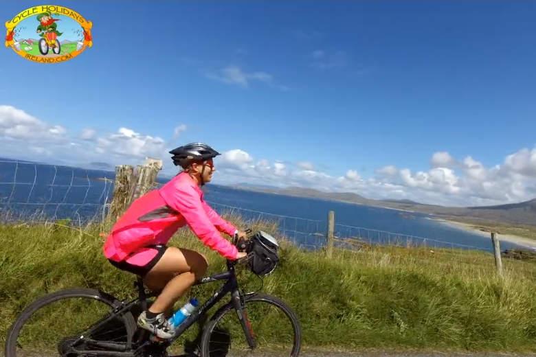 サイクリングで楽しむアイルランド西部