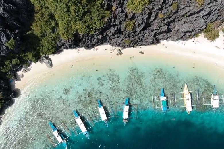 楽園に誘われて、フィリピンのパラワン島